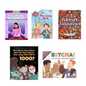 Math Estimating Book Collection (6 Books), Grades 2-3