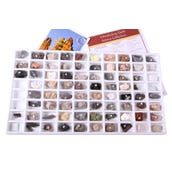 Mineral Collection, Classroom, Set of 75