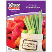 VersaTiles® Literacy Book: Language: Vocabulary, Grade 6