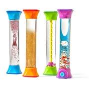 Sensory Fidget Tubes, Set of 4