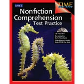 Nonfiction Comprehension Test Practice Grades 2