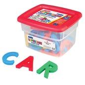 Jumbo Multicolored Alphamagnets® Uppercase (Set Of 42)