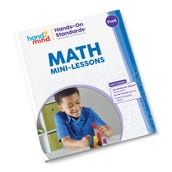 Hands-On Standards® Math Mini Lessons, Grade PreK