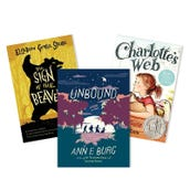 Reading Comprehension Visualization & Imagining Book Collection (5 Books), Grades 4-5