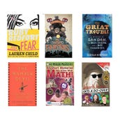 Mathical Award and Honors Book Collection (11 Books), Grades 4-8