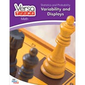 VersaTiles®Math Book: Statistics and Probability: Variability and Displays