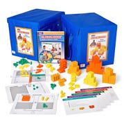 Algeblocks Deluxe Classroom Kit