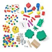 Guided Math Single Student Manipulative Kit, Grade 1