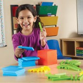 Brights!™ Base Ten Classroom Set
