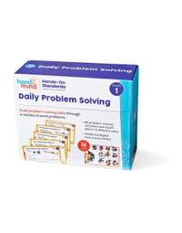 Hands-On Standards® Daily Problem Solving, Grade 1