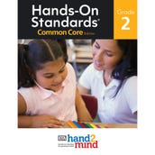 Hands-On Standards, Common Core Edition, Grade 2, Teacher Resource Guide