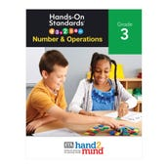 Hands-On Standards® Number & Operations, Grade 3 eBook