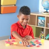 Hands-On Standards® Math Intervention: Geometry, Measurement & Data, Grade 1