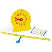 NumberLine Clock™, Magnetic Demonstration Clock