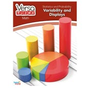 VersaTiles® Math Book: Statistics and Probability, Variability and Displays