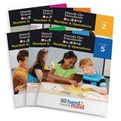 Hands-On Standards® Number & Operations, Grades K-5 eBooks Bundle