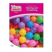 VersaTiles® Kindergarten Math Book, Number Sense, Naming and Comparing