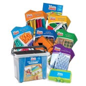 VersaTiles® Math Differentiation Kit, Grades 1-6