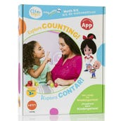 CLEO & Cuquin Family Fun! Counting Math Kit and App