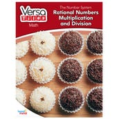 VersaTiles® Math Book: Rational Numbers Multiplication and Division