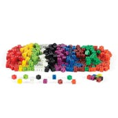 Interlocking Unit Cubes, Set of 500