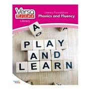 VersaTiles® Kindergarten Literacy Book, Literacy Foundations, Phonics and Fluency