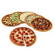 Magnetic Pizza Fraction Demo Set, Set of 24