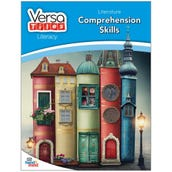 VersaTiles® Literacy Book: Literature: Comprehension Skills, Grade 4