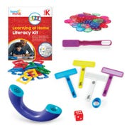 Learning at Home Literacy Kit, Grade K