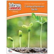 VersaTiles® Literacy Book: Science Informational Text: Comprehension Skills, Grade 1
