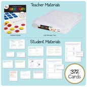 Guided Math Kit, Grade 3 - Unit 3: Multiplication & Division