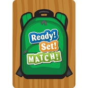 Ready! Set! Match! Number Sets 1-10