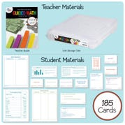 Guided Math Kit, Grade 5 - Unit 9: Data & Financial Literacy