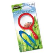 Primary Science™ Magnifier & Tweezers