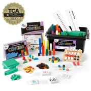 Daily Math Fluency Centers Kit Grade 2