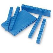Interlox Base Ten Rods, Set of 50