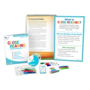 Close Reading Small Group Kit: Literature & Poetry, Grade 4