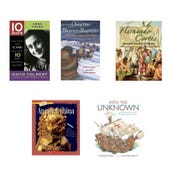 Social Studies World Moments Book Collection (5 Books), Grades 4-5
