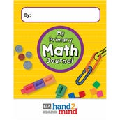 My Primary Math Journal, Set of 10