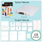 Guided Math Kit, Grade 5 - Unit 4: Adding and Subtracting Fractions