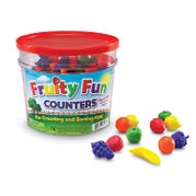 Fruity Fun Counters, Set of 108