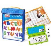 VersaTiles® Literacy Take Along Pack, Grade 1