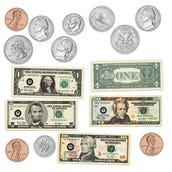 Double-Sided Set of Magnetic Money