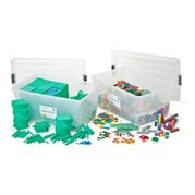 Curriculum Associates Manipulative Kit, Grade 2