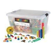 Guided Math, Grade K Small Group Manipulative Kit