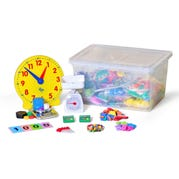 Zearn Math Manipulative Kit, Grade 3
