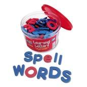 Soft Foam Magnetic Learning Letters