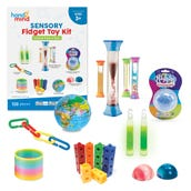 Sensory Fidget Toy Kit