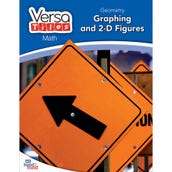 VersaTiles®Math Book: Geometry: Graphing and 2-D Figures