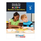 Hands-On Standards® Number & Operations, Grade 5 eBook
